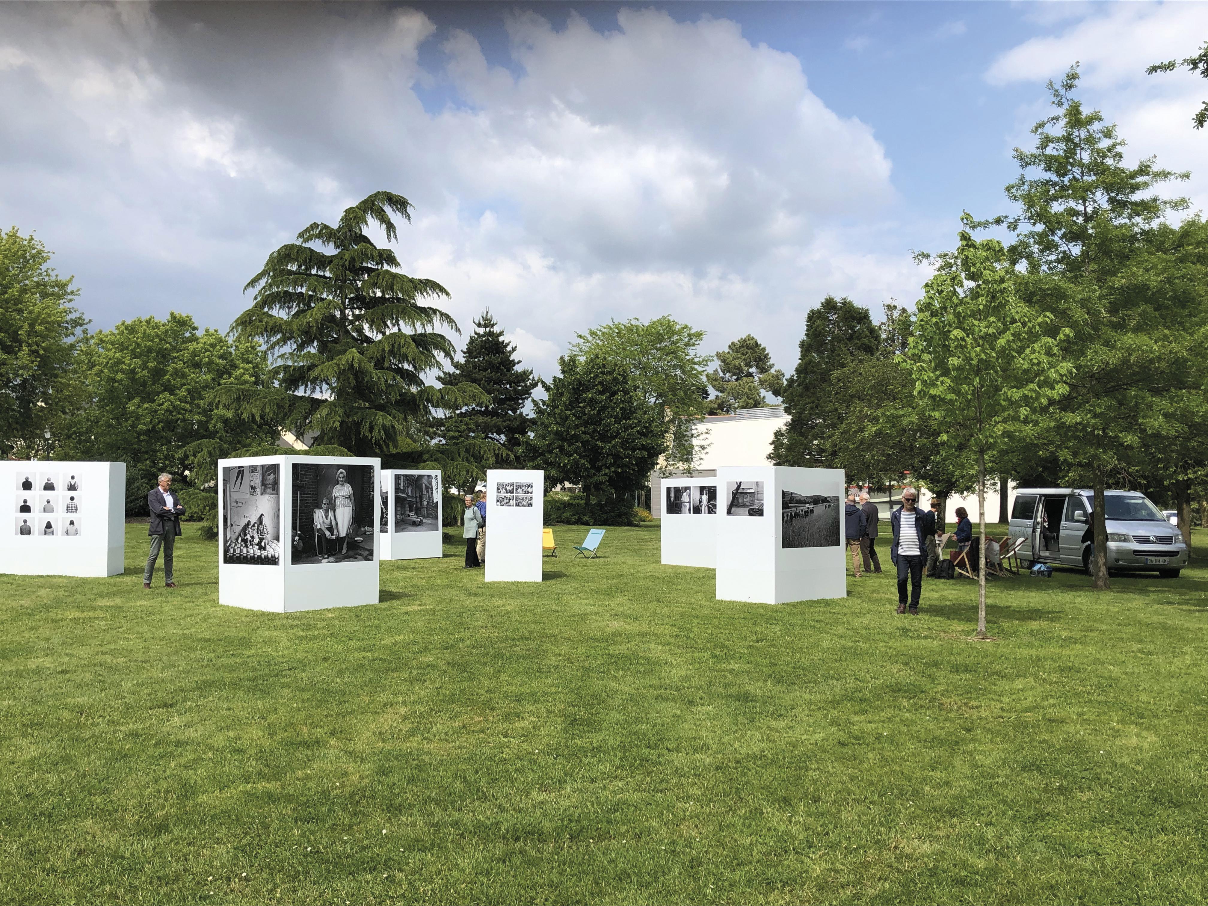 exposition Bogdan Konopka dur dibond grand format