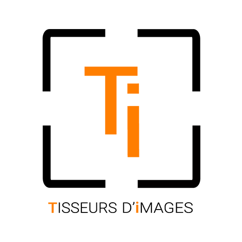 Logo Club Association Tisseurs d'images dessiné par Elographic